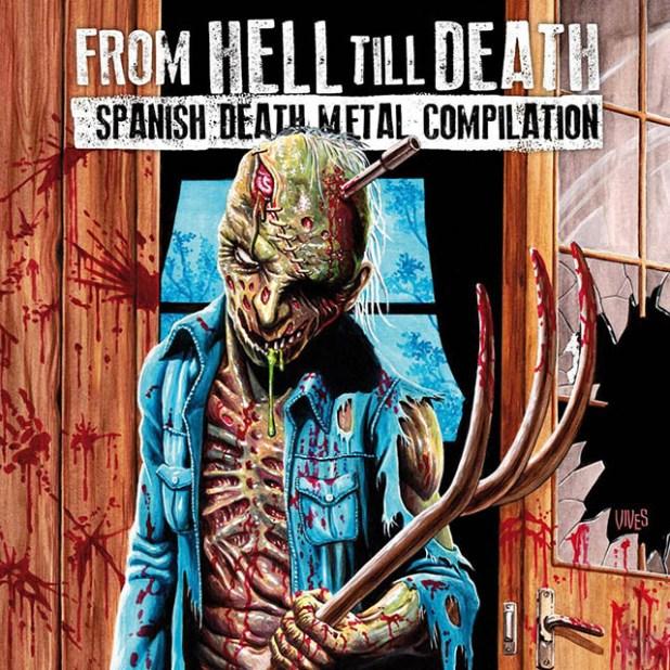 from hell till death - web