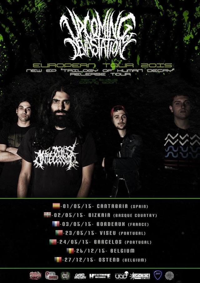 upcoming gira europea