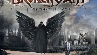 Photo of [CRITICA] BROKEN OATH (SWE) «A different way» CD 2014 (Sliptrick Records)