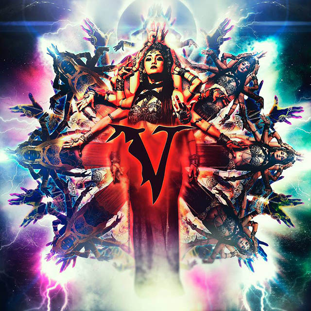 veil of maya - matriarch - web