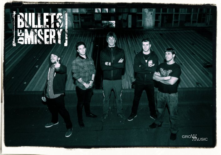 bullets of misery - summum - picture