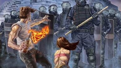 Photo of [CRITICAS] BURNING NITRUM (ITA) «Molotov» CD 2014 (Punishment 18 records)