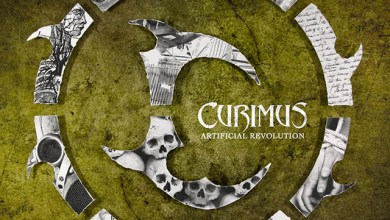 Photo of [CRITICAS] CURIMUS (FIN) «Artificial revolution» CD 2014 (Svart Records)