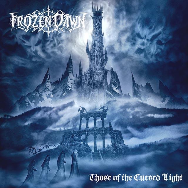 frozen dawn - those - web