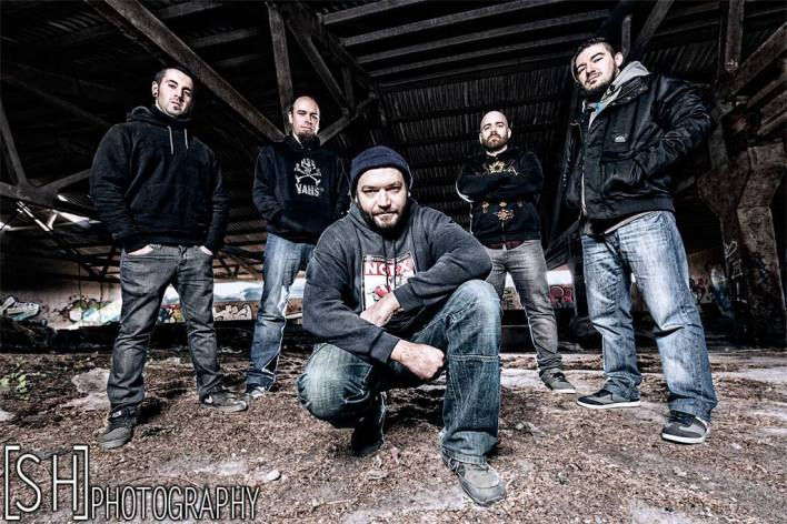 the burial chamber - turbulent picture
