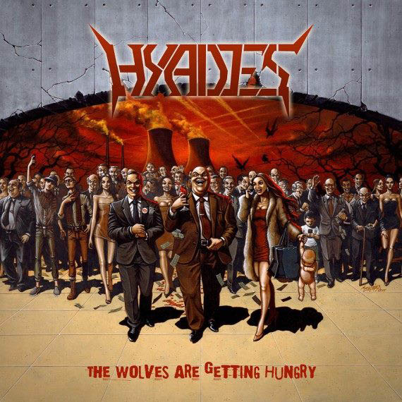 hyades - wolves - web