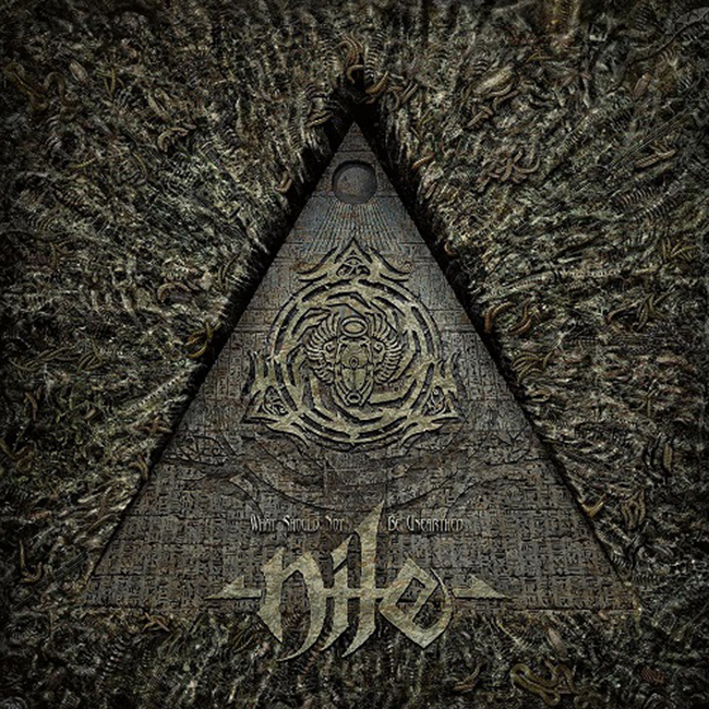 Nile - What Should Not Be Unearthed - web