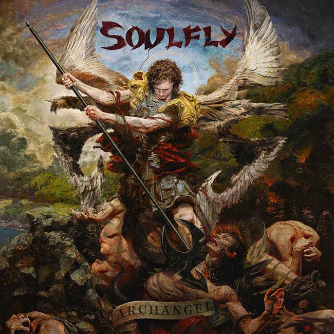 Soulfly - Archangel  - WEB