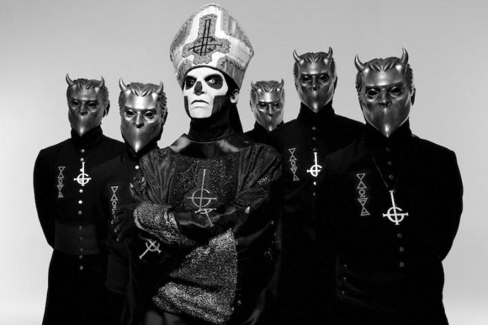 ghost - meliora - banda