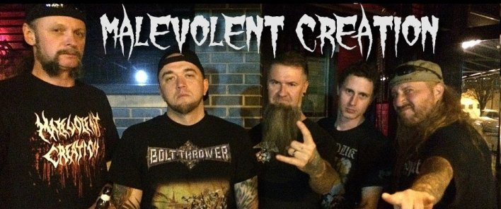Malevolent creation - dead - pic