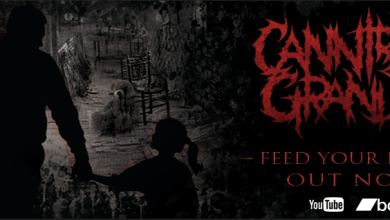 Photo of [NOTICIAS] Ya disponible de forma digital «Feed your food» de los CANNIBAL GRANDPA
