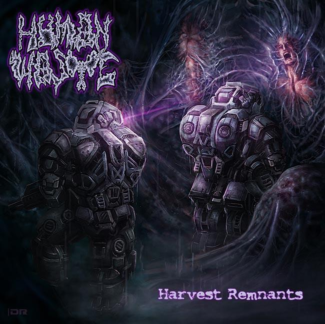 human waste - harvest