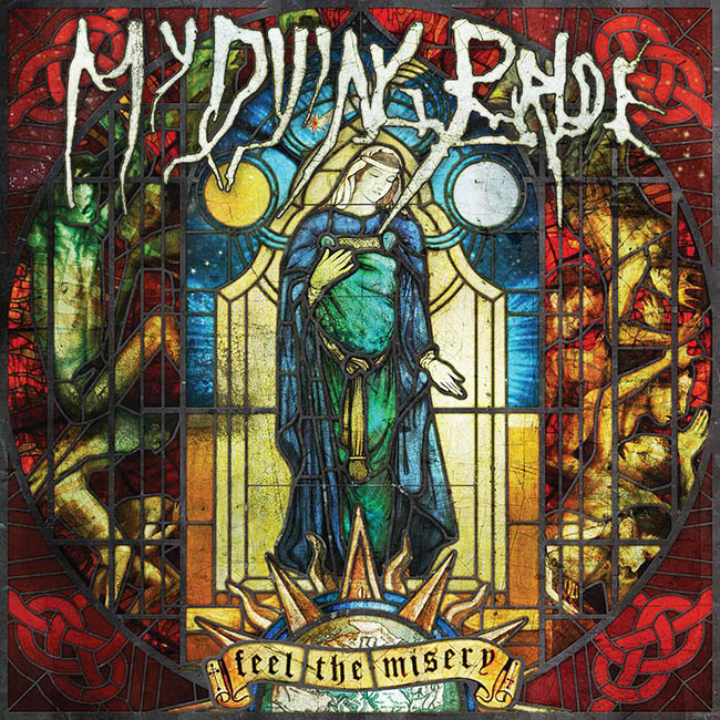 my dying bride - feel - web