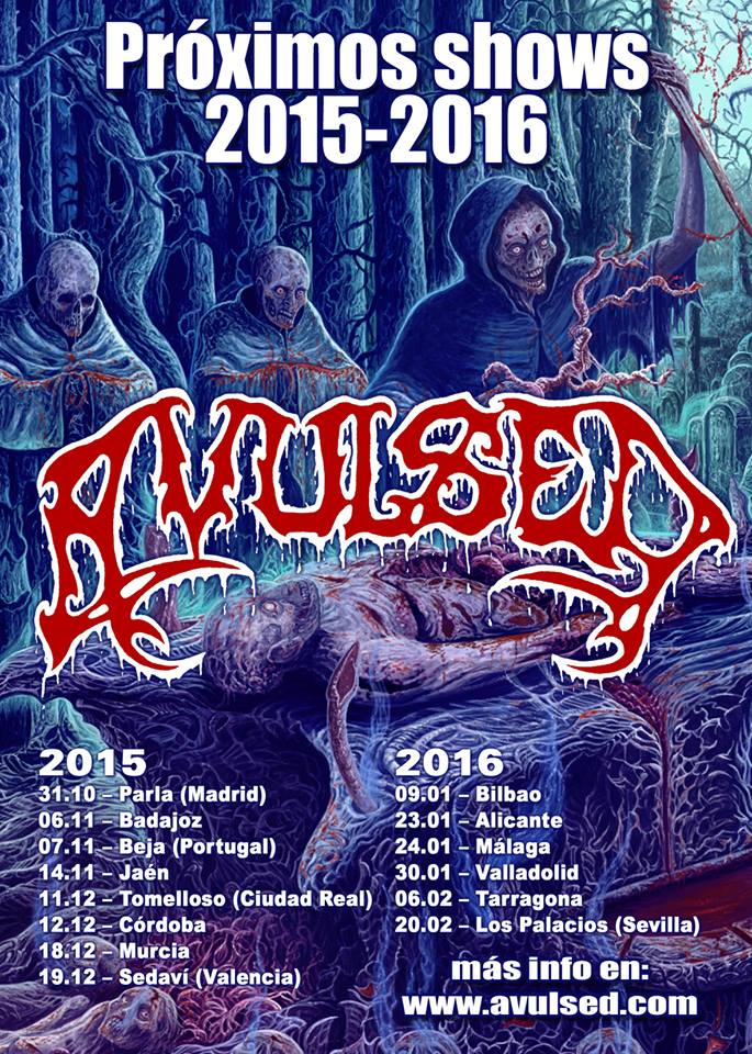 avulsed shows