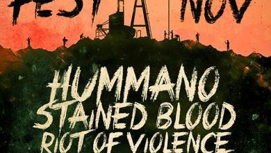 Photo of [CRÓNICAS LIVE] BLOOD FIRE FEST – Sala Boveda, 14.11.2015 Barcelona (Blood Fire Death)