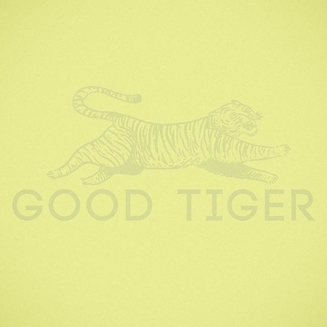 good tiger - a head - web