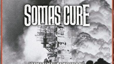 Photo of [GIRAS Y CONCIERTOS] HAMLET + SOMAS CURE – Sala But, 08.01.2016 Madrid