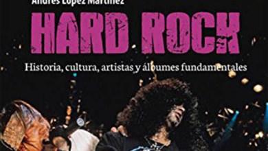 """Photo of [CRÍTICAS] HARD ROCK (SPA) """"Guías del Rock & Roll """" LIBRO 2015 (Red Book Ediciones)"""