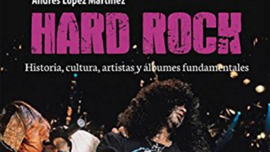 "Photo of [CRÍTICAS] HARD ROCK (SPA) ""Guías del Rock & Roll "" LIBRO 2015 (Red Book Ediciones)"