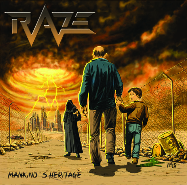 raze - mankinds - web