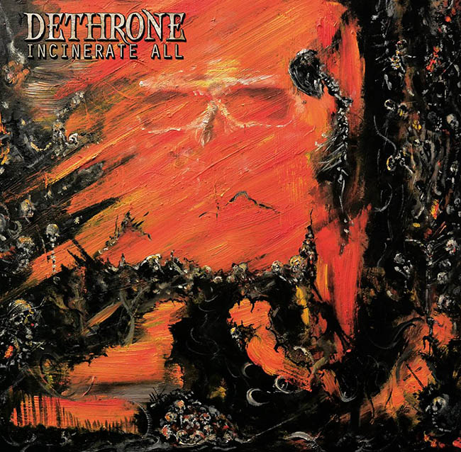 dethrone - incinertae - web
