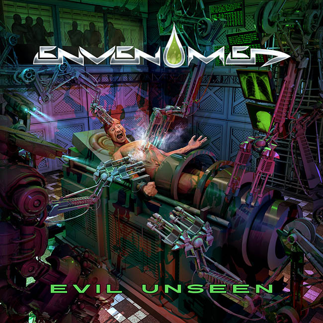 envenomed - evil - web