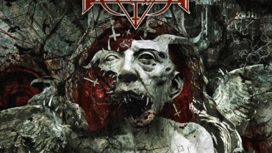 Photo of [NOTICIAS] Hammerheart Records presenta la portada del nuevo trabajo de REBAELLIUN