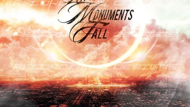 Photo of [CRÍTICAS] AS MONUMENTS FALL (USA) «Dark days ahead» CD 2016 (Autoeditado)