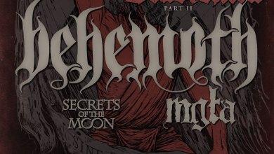 Photo of [GIRAS Y CONCIERTOS] BEHEMOTH,la banda más grande del metal extremo nos visitará en octubre (Madness Live!)