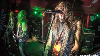 Photo of [LIVE SHOTS] DESTROYER 666 + WHOREDOM + INTEMPERATOR + FOSTIONER – Sala We Rock, 03.03.2016 Madrid (Valknut Music Productions)