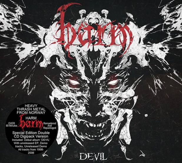 harm - devil - web