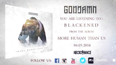 Photo of [NOTICIAS] GODDAMN publican el lyric video de «Blackened»
