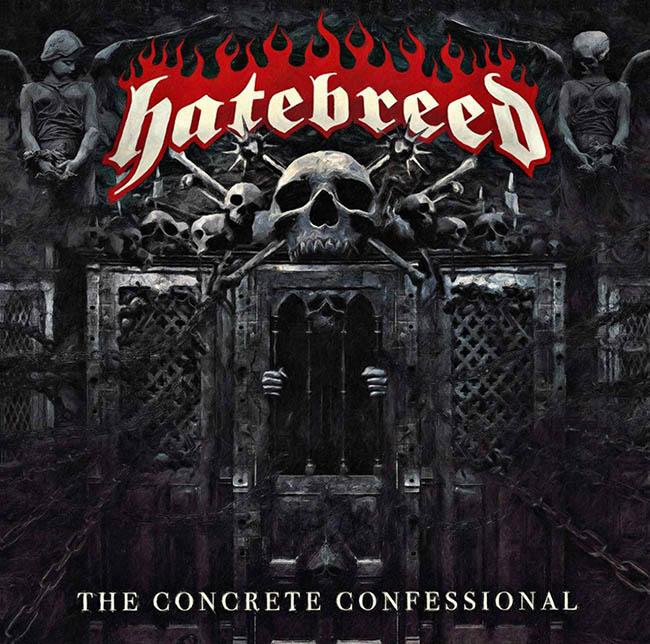 Hatebreed - The Concrete Confessional - web