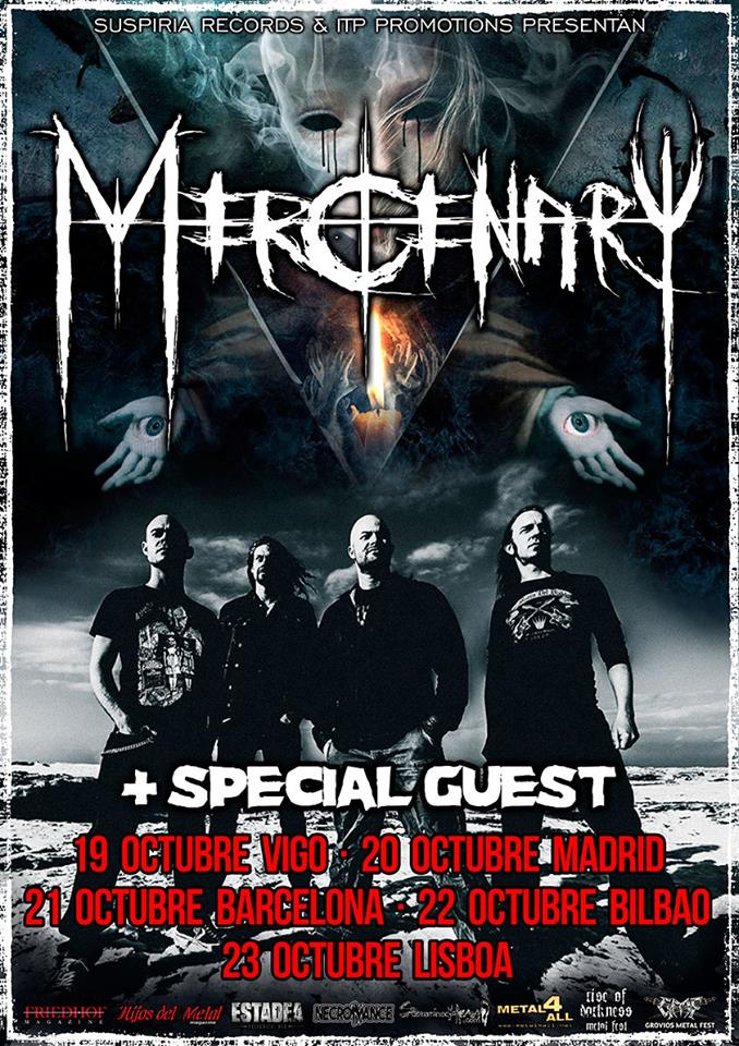 mercenary tour
