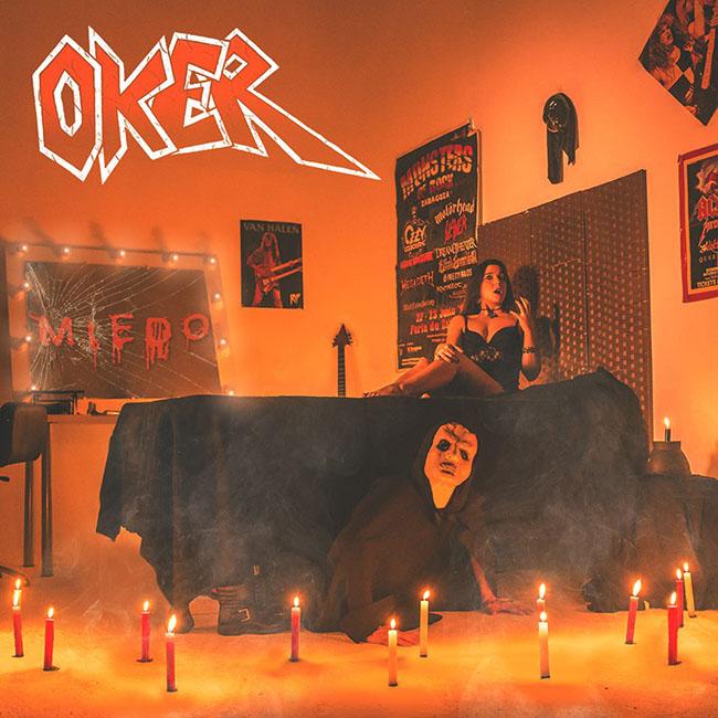 oker - miedo - cd