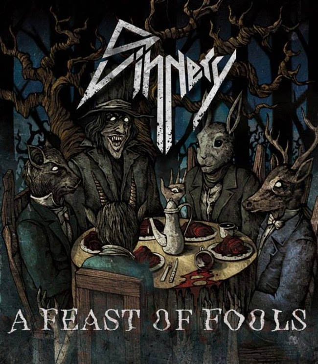 sinnery - feast - web
