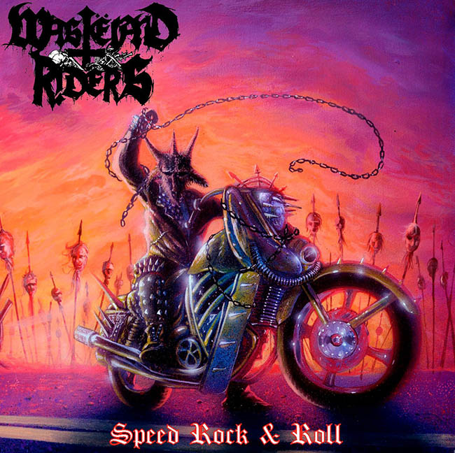 wasteland riders - speed - web