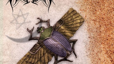 Photo of [CRITICAS] AKHENATEN (USA) «Incantations through the gates of Irkalla» CD 2015 (Satanath Records)