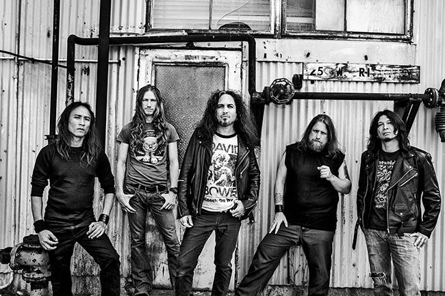 death angel - the evil - pict