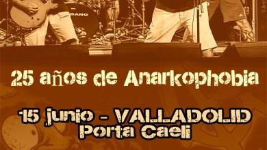 Photo of [GIRAS Y CONCIERTOS] RATOS DE PORAO – 25 Años de Anarkophobia (HFMN Crew)