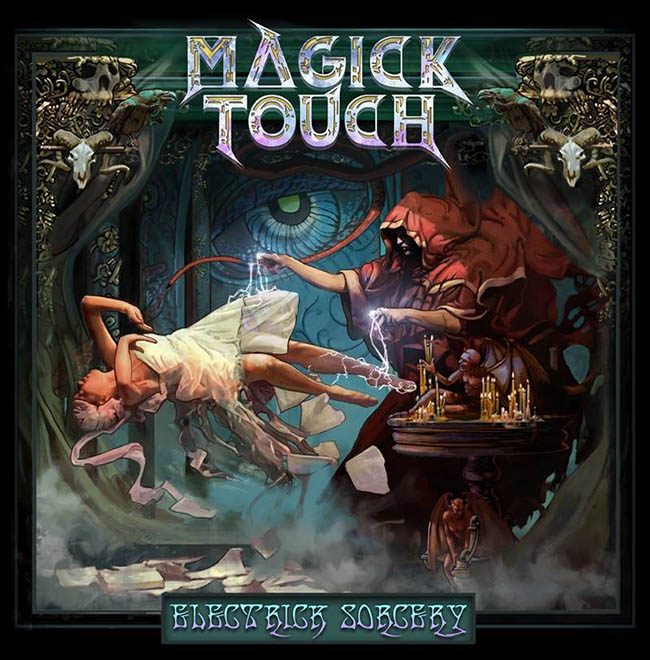 Magick Touch - electric - web