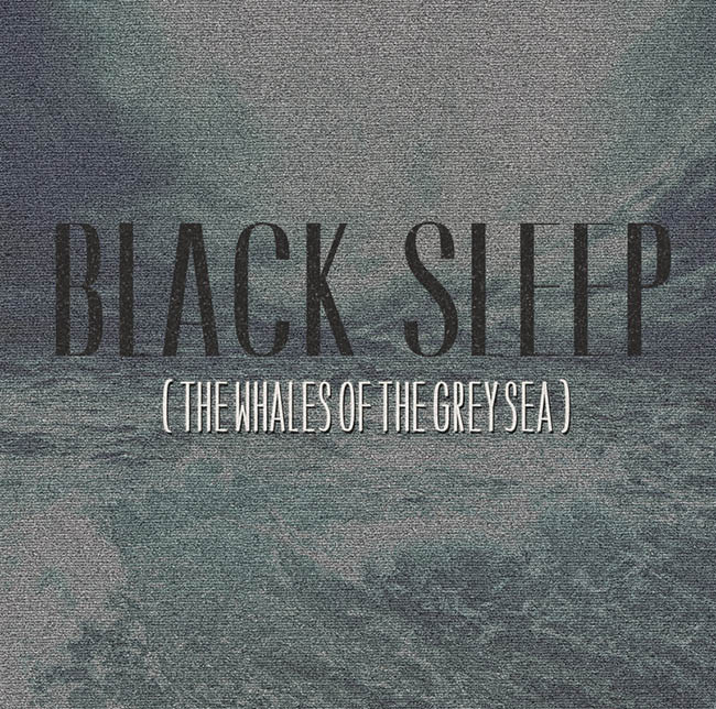 black sleep - sea - web