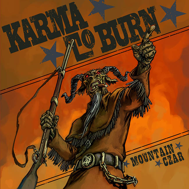 karma to burn - mountain - web
