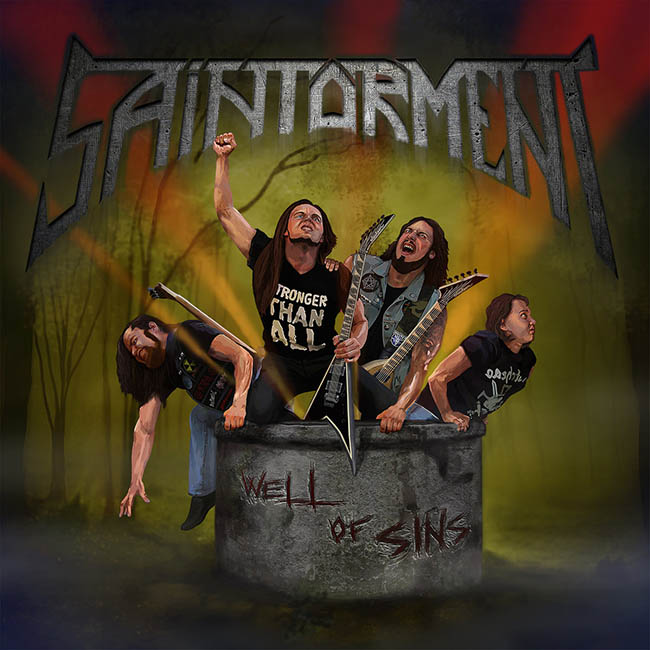 saintorment - well - web