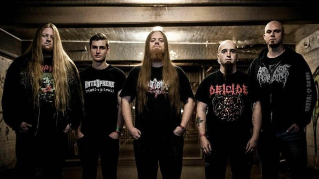 Dawn of demise - the suffering - pict