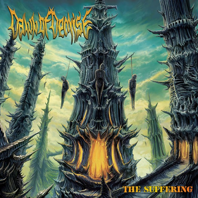 Dawn of demise - the suffering - web