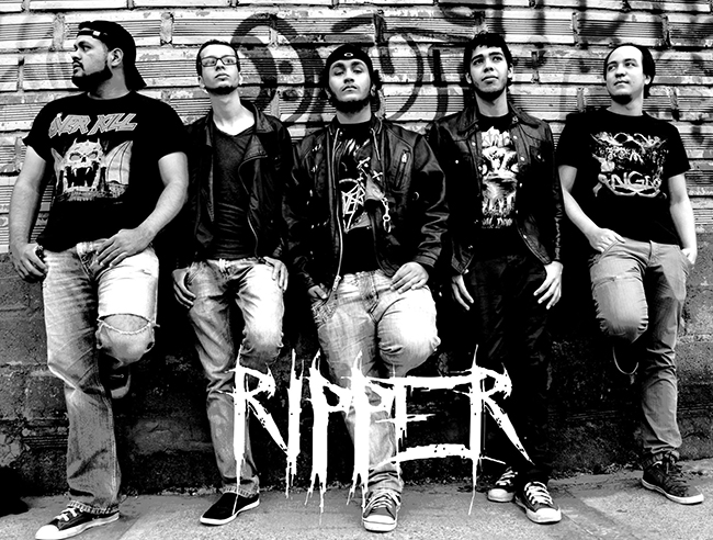 Ripper  - heres - pict