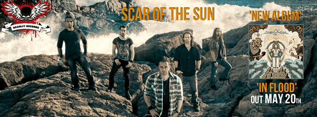 Scar Of The Sun - In Flood - PICT