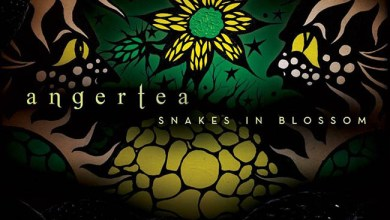 Photo of [CRÍTICAS] ANGERTEA (HUN) «Snakes in blossom» CD 2016 (Inverse Records)