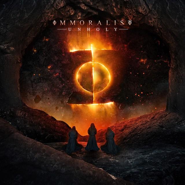 immoralist - cd